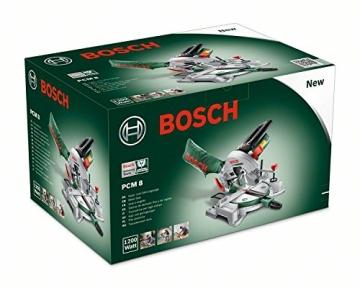 Bosch Home and Garden PCM 8 Kapp und Gehrungssäge